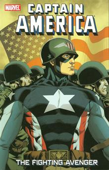 CAPTAIN AMERICA FIGHTING AVENGER GN TP