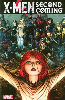 X-MEN SECOND COMING TP