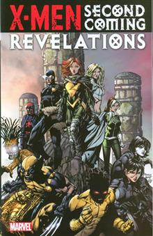 X-MEN SECOND COMING REVELATIONS TP