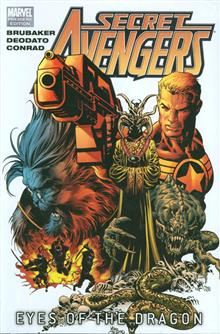 SECRET AVENGERS PREM HC VOL 02 EYES OF DRAGON
