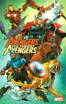 AVENGERS VS PET AVENGERS GN TP