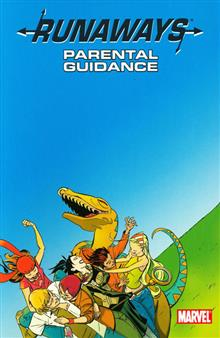 RUNAWAYS TP VOL 06 PARENTAL GUIDANCE DIGEST NEW PTG