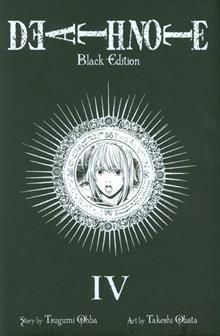 DEATH NOTE BLACK ED TP VOL 04