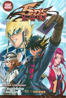YU-GI-OH 5DS GN VOL 01