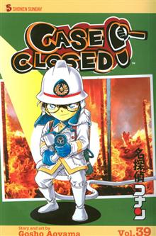 CASE CLOSED GN VOL 39