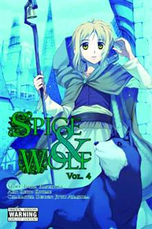 SPICE AND WOLF NOVEL VOL 04
