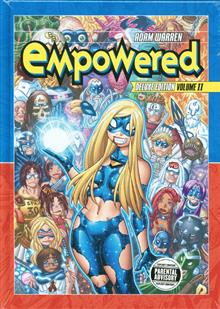EMPOWERED DELUXE ED HC VOL 02