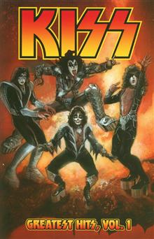 KISS GREATEST HITS TP VOL 01