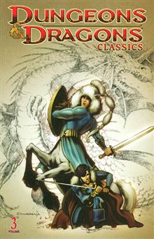 DUNGEONS & DRAGONS CLASSICS TP VOL 03