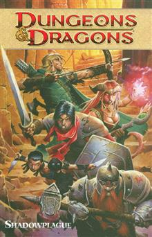 DUNGEONS & DRAGONS TP VOL 01 SHADOWPLAGUE
