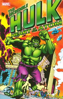 HULK HEART OF ATOM TP