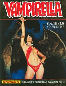 VAMPIRELLA ARCHIVES HC VOL 05 (MR)