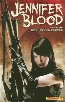 GARTH ENNIS JENNIFER BLOOD TP VOL 02 (MR)