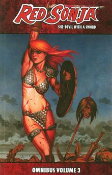 RED SONJA SHE DEVIL SWORD OMNIBUS TP VOL 03