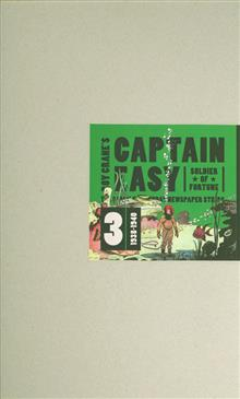 CAPTAIN EASY HC VOL 03 SOLDIER OF FORTUNE