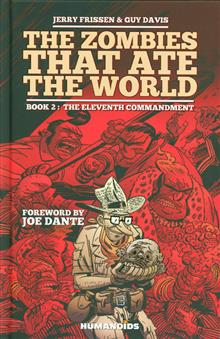 ZOMBIES THAT ATE THE WORLD HC VOL 02 (MR)