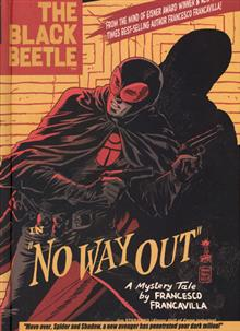 BLACK BEETLE NO WAY OUT HC VOL 01