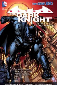 BATMAN THE DARK KNIGHT TP VOL 01 KNIGHT TERRORS (N52)