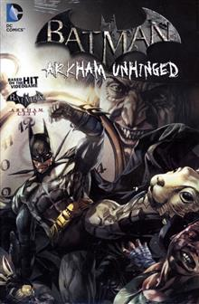 BATMAN ARKHAM UNHINGED HC VOL 02