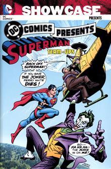 SHOWCASE PRESENTS DC COMICS PRESENTS TP VOL 02