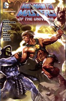 HE-MAN AND THE MASTERS OF THE UNIVERSE TP VOL 01