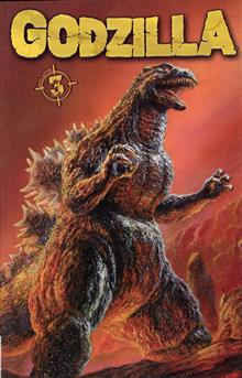 GODZILLA ONGOING TP VOL 03