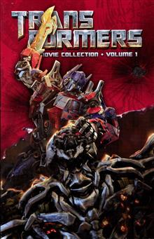 TRANSFORMERS MOVIE COLLECTION TP VOL 01