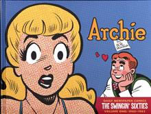 ARCHIE COMPLETE DAILY NEWSPAPER COMICS HC VOL 01