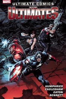 ULTIMATE COMICS ULTIMATES BY HUMPHRIES TP VOL 01