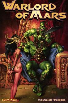 WARLORD OF MARS TP VOL 03 (MR)