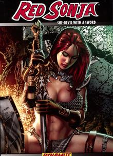 RED SONJA TP VOL 11 ECHOES OF WAR