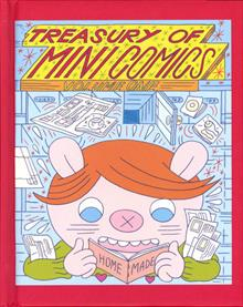TREASURY OF MINI COMICS HC