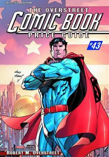 OVERSTREET COMIC BK PG SC VOL 43 SUPERMAN (C: 0-1-1)
