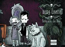 YOUNG LOVECRAFT GN VOL 03 (MR)