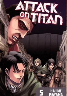 ATTACK ON TITAN GN VOL 05
