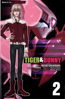 TIGER & BUNNY GN VOL 02