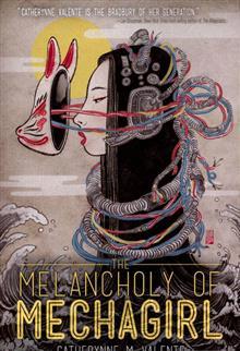 MELANCHOLY OF MECHAGIRL NOVEL