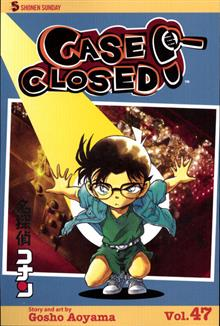 CASE CLOSED GN VOL 47