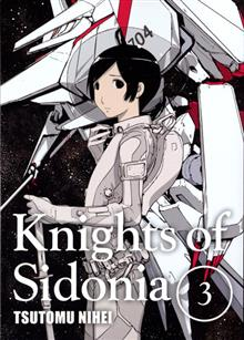 KNIGHTS OF SIDONIA GN VOL 03