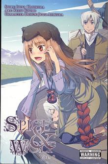 SPICE AND WOLF GN VOL 08 (MR)