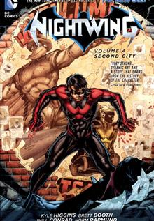 NIGHTWING TP VOL 04 SECOND CITY (N52)
