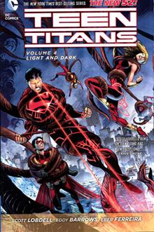 TEEN TITANS TP VOL 04 LIGHT AND DARK (N52)