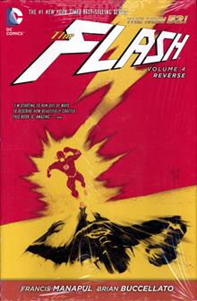 FLASH HC VOL 04 REVERSE (N52)