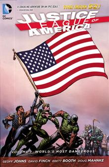 JUSTICE LEAGUE OF AMERICA TP VOL 01 DANGEROUS (N52)