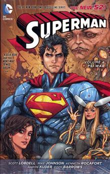 SUPERMAN HC VOL 04 PSI-WAR (N52)
