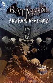 BATMAN ARKHAM UNHINGED HC VOL 04