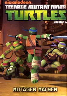 TMNT ANIMATED TP VOL 04 MUTAGEN MAYHEM