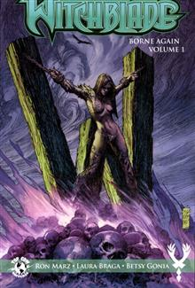 WITCHBLADE BORN AGAIN TP VOL 01