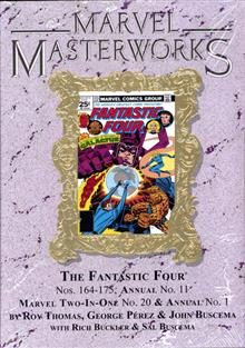 MMW FANTASTIC FOUR HC VOL 16 DM VAR ED 210
