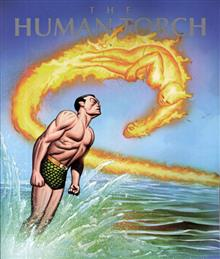 MMW HUMAN TORCH TP VOL 01